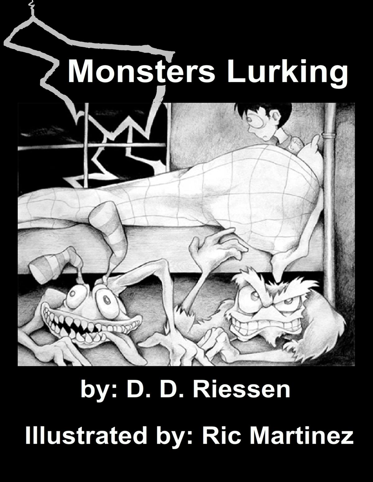 monsters lurking